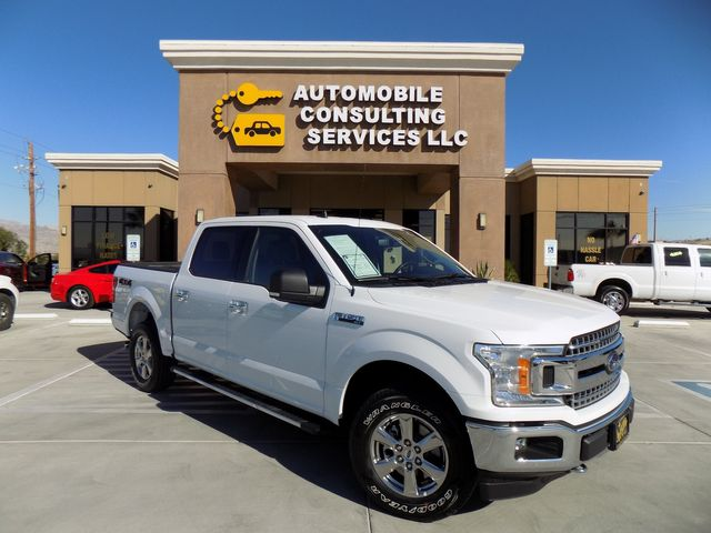 2019 Ford F-150 XLT 4X4 in Bullhead City, AZ 86442-6452