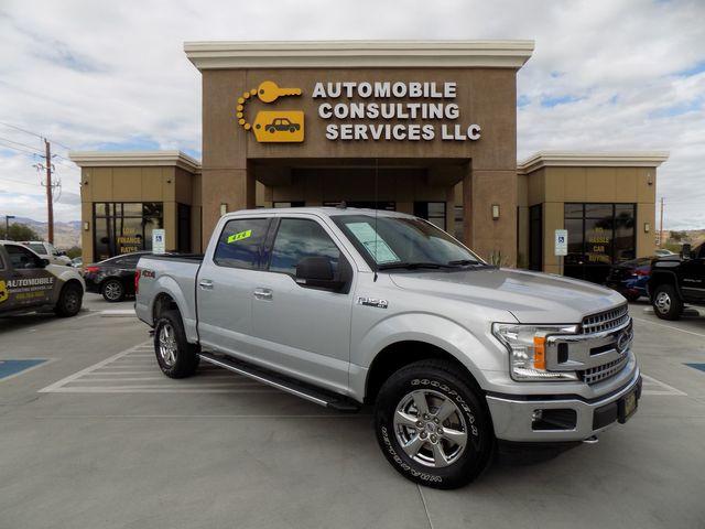 2019 Ford F-150 XLT 4X4 in Bullhead City, AZ 86442-6452