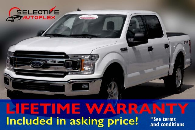 2019 Ford F-150 XLT, BACKUP CAMERA, CLOTH SEATS, BLUETOOTH in Carrollton, TX 75006