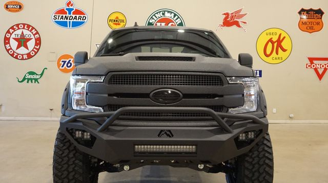 2019 Ford F-150 Platinum 4X4 DUPONT KEVLAR,LIFTED,LED'S,FUEL 22'S