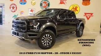 2019 Ford F-150 Raptor 4X4 PANO ROOF,NAV,360 CAM,HTD/COOL LTH,2K in Carrollton, TX 75006
