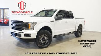 2019 Ford F-150 XLT 4X4 LIFTED,PANO ROOF,NAV,HTD LTH,FUEL WHLS,16K in Carrollton, TX 75006
