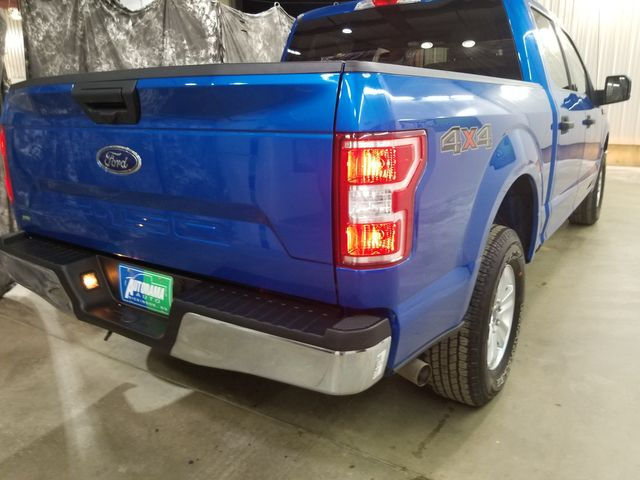 2019 Ford F-150 XLT Crew 4x4 5.0L in Dickinson, ND 58601