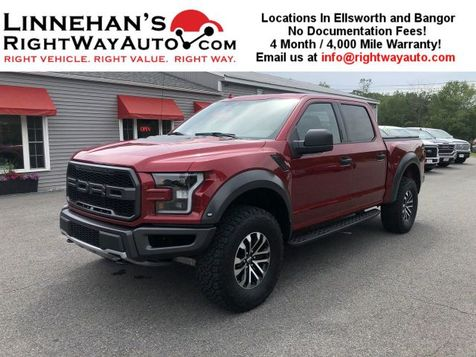2019 Ford F-150 Raptor in Bangor