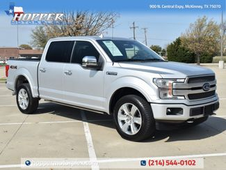 2019 Ford F-150 Platinum in McKinney, Texas 75070