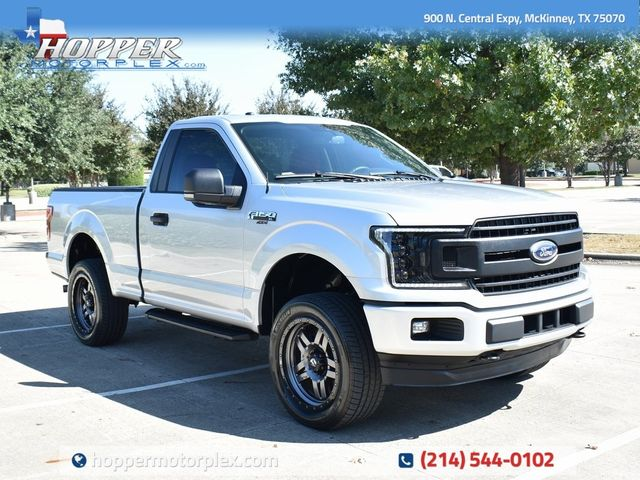 2019 Ford F-150 SC Roush Supercharger