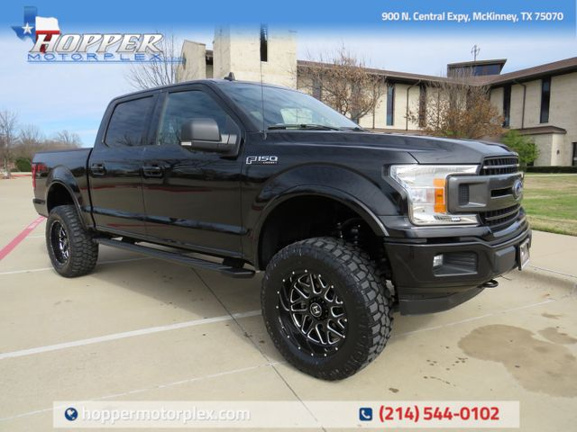 2019 Ford F-150 Lariat FX-4 New Lift, Wheels and Tires
