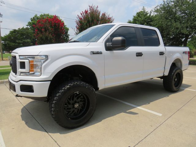 2019 Ford F-150 XL NEW LIFT/CUSTOM WHEELS AND TIRES in McKinney, Texas 75070