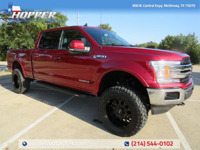 2019 Ford F-150 Lariat NEW LIFT/CUSTOM WHEELS AND TIRES