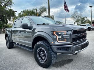 2019 Ford F-150 RAPTOR 410 GEARS NAV CREWCAB 4X4 CARFAX CERT  Plant City Florida  Bayshore Automotive   in Plant City, Florida