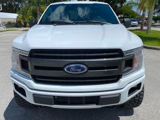 2019 Ford F-150 F-150 SPORT V8 4X4 CREW LIFTED LEATHER 22 FUEL  Plant City Florida  Bayshore Automotive   in Plant City, Florida