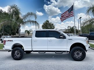 2019 Ford F-150 35L ECO LIFTED LEATHER 302A LUXURY PKG  Plant City Florida  Bayshore Automotive   in Plant City, Florida