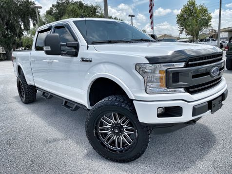 2019 Ford F-150 3.5L ECO LIFTED LEATHER 302A LUXURY PKG in Plant City, Florida