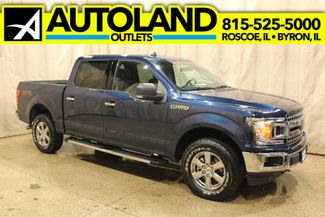 2019 Ford F-150 XLT 4x4 in Roscoe, IL 61073