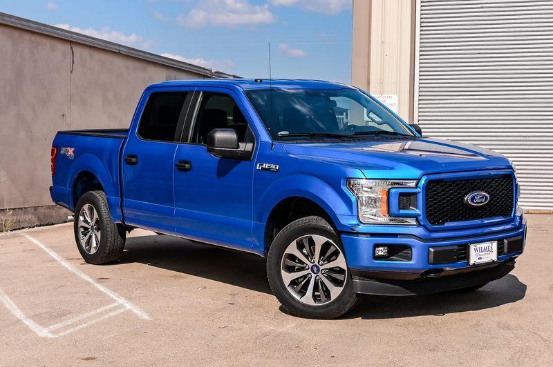 2019 Ford F-150 5.0L V8 XLT 4WD NAVIGATION BACK-UP CAMERA NICE! in Rowlett, Texas