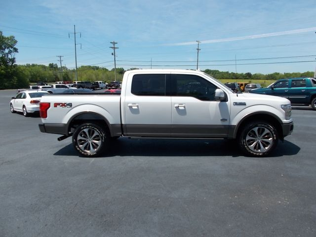 2019 Ford F-150 King Ranch Shelbyville, TN 10