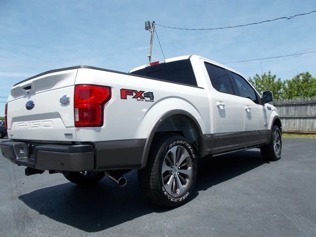 2019 Ford F-150 King Ranch Shelbyville, TN 11