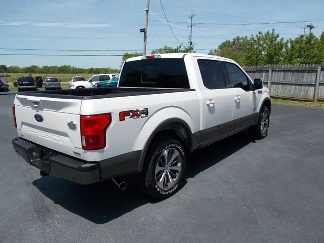 2019 Ford F-150 King Ranch Shelbyville, TN 12