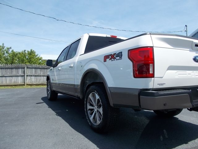 2019 Ford F-150 King Ranch Shelbyville, TN 3