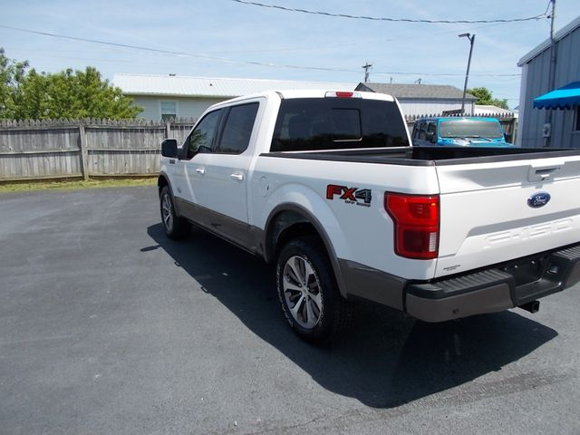 2019 Ford F-150 King Ranch Shelbyville, TN 4