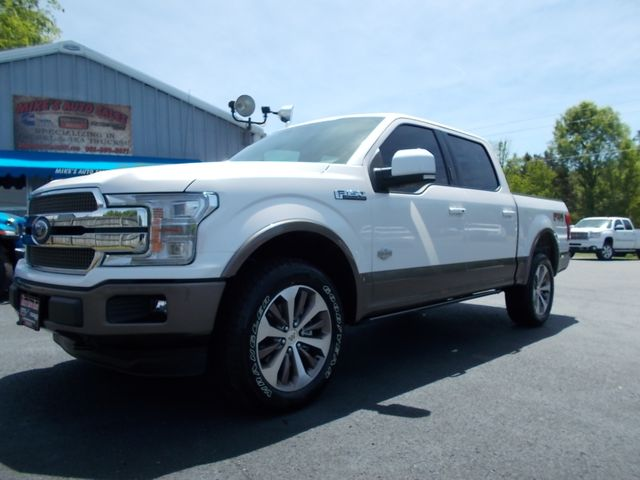 2019 Ford F-150 King Ranch Shelbyville, TN 5
