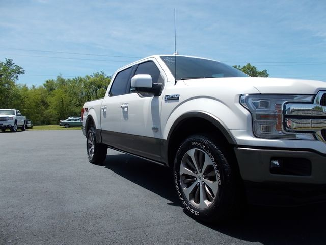 2019 Ford F-150 King Ranch Shelbyville, TN 8