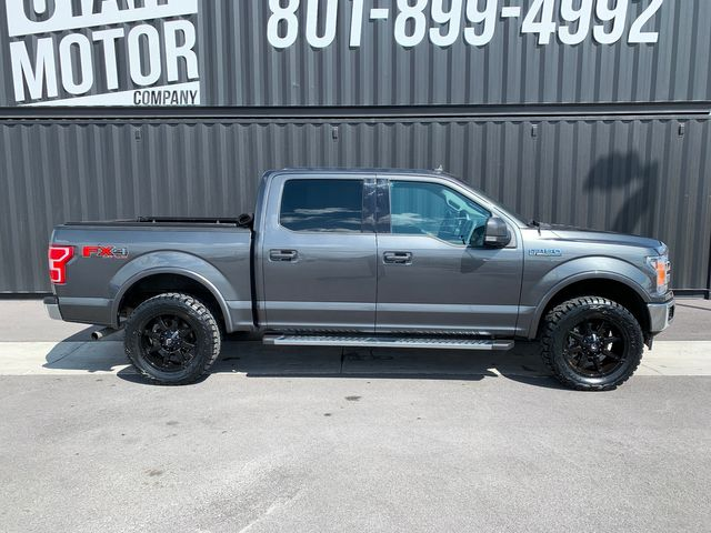 2019 Ford F-150 LARIAT in Spanish Fork, UT 84660