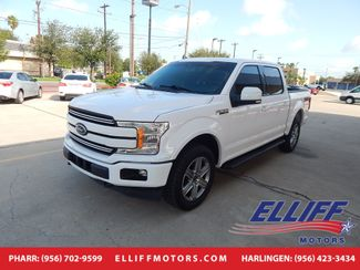 2019 Ford F-150 Super Crew Lariat in Harlingen, TX 78550