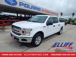 2019 Ford F-150 Super Crew XLT in Harlingen, TX 78550
