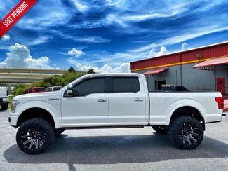 2019 Ford F-150 PLATINUM V6 ECOBOOST LIFTED PLATINUM CREW  Plant City Florida  Bayshore Automotive   in Plant City, Florida
