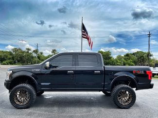 2019 Ford F-150 PLATINUM 35 V6 ECO-BOOST LIFTED 35 NITTOs  Plant City Florida  Bayshore Automotive   in Plant City, Florida