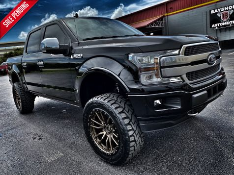 2019 Ford F-150 PLATINUM 3.5 V6 ECO-BOOST LIFTED 35