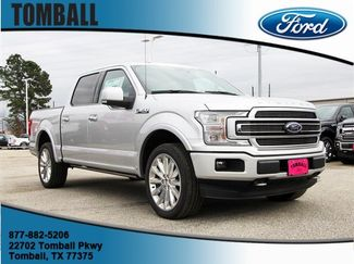 2019 Ford F-150 Limited in Tomball, TX 77375