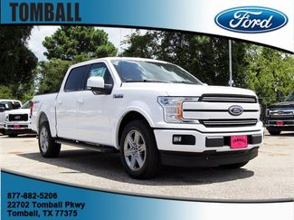 2019 Ford F-150 LARIAT in Tomball, TX 77375