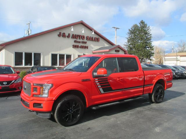 2019 Ford F-150 LARIAT in Troy, NY 12182