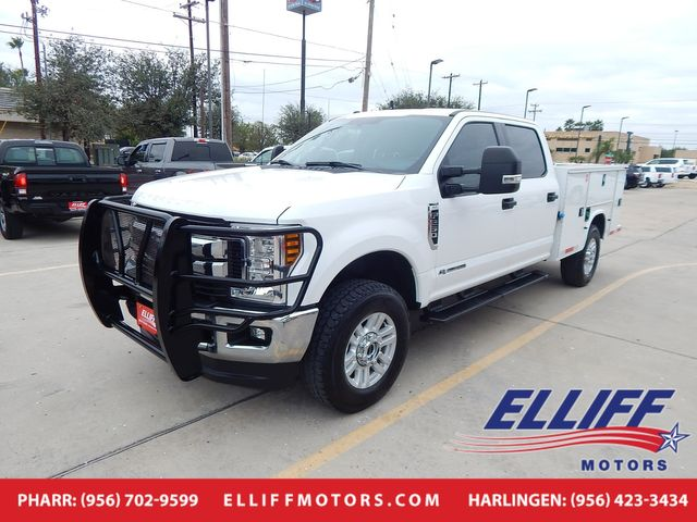 2019 Ford F-250 CREW CAB UTILITY BED 4X4 XLT in Harlingen, TX 78550