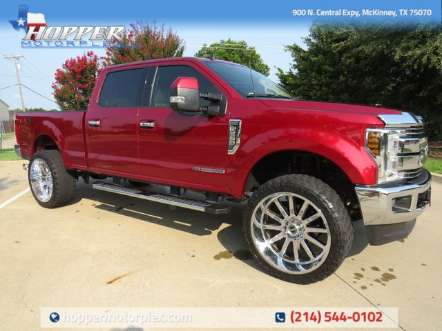 """2019 Ford F-250SD Lariat w/Custom Lift and 26"""" Hardcore Offroad Rims"""