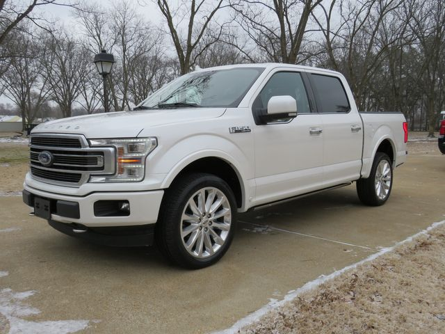 2019 Ford F150 Supercrew Limited 4WD