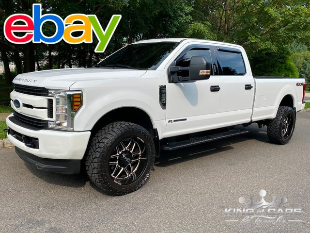 2019 Ford F250 Crew Long BED 6.7L DIESEL 4X4 XLT ONLY 49K MILES WOW in Woodbury, New Jersey 08093