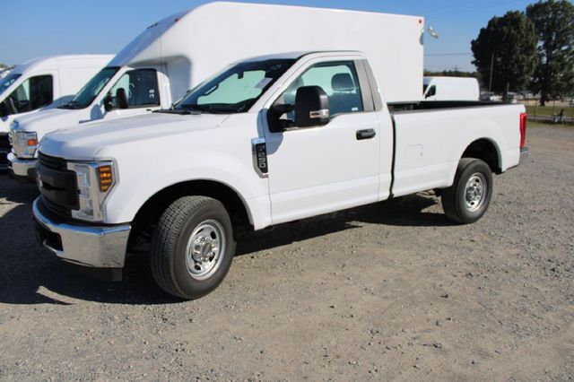 2019 Ford F250 SUPERDUTY XL REG CAB 4X2 PICKUP