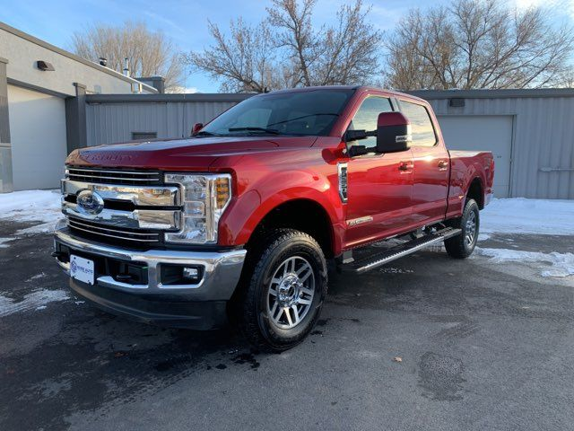 2019 Ford F250SD Lariat