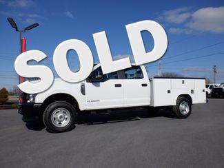 2019 Ford F350 Crew Cab 9' Reading Utility 4x4 Diesel in Lancaster, PA PA