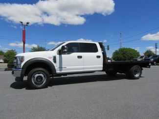 2019 Ford F450 Crew Cab 11' Flatbed 4x4 Diesel in Lancaster, PA PA