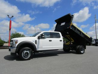 2019 Ford F450 Crew Cab 4x4 Diesel with New 11' Steel Dump in Lancaster, PA, PA 17522