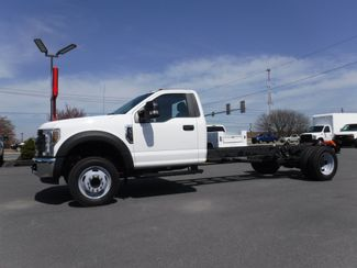 2019 Ford F550 Cab & Chassis 2wd 205