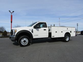 2019 Ford F550 11' Utility 2wd Diesel in Lancaster, PA, PA 17522