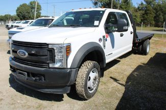 2019 Ford F550 SUPERDUTY XL CREW CAB 4X4 FLATBED in Bryant, AR 72022