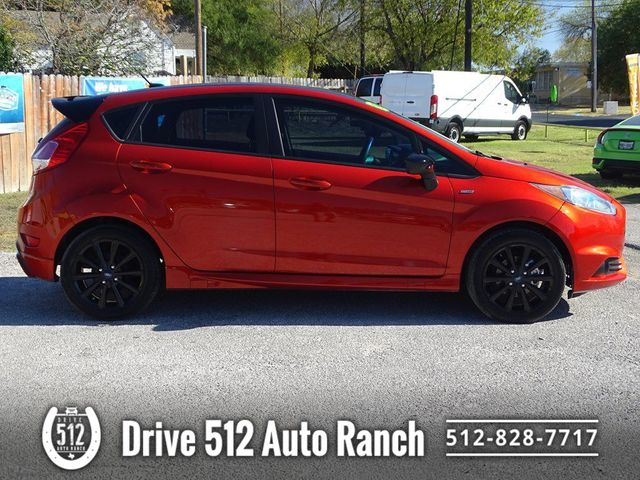2019 Ford Fiesta ST Line in Austin, TX 78745