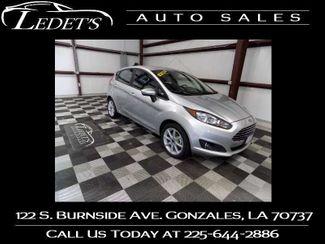 2019 Ford Fiesta SE - Ledet's Auto Sales Gonzales_state_zip in Gonzales