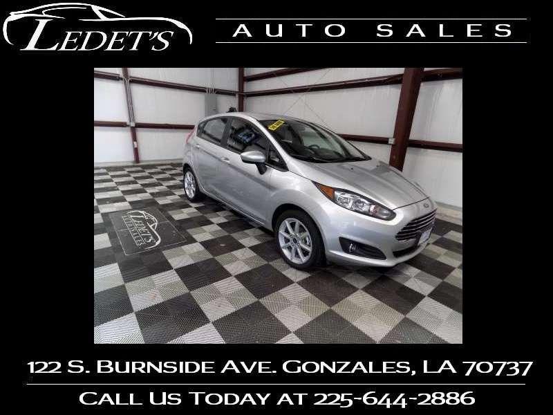 2019 Ford Fiesta SE - Ledet's Auto Sales Gonzales_state_zip in Gonzales Louisiana